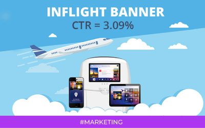 The impact of inflight banners