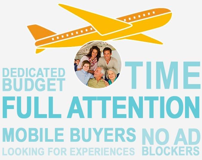 Digital inflight advertising